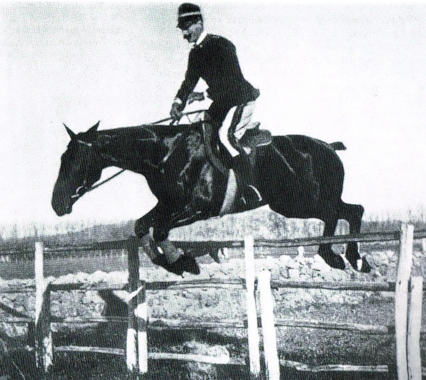 Federico Caprilli skok